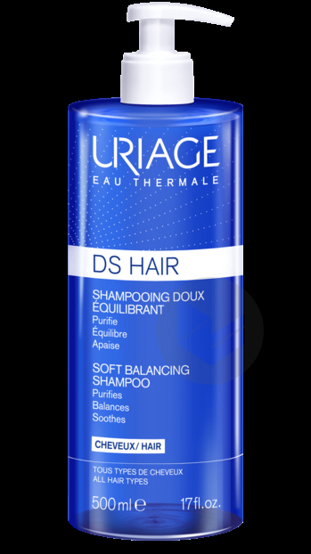 Ds Hair Shampooing Doux Equilibrant 500 Ml