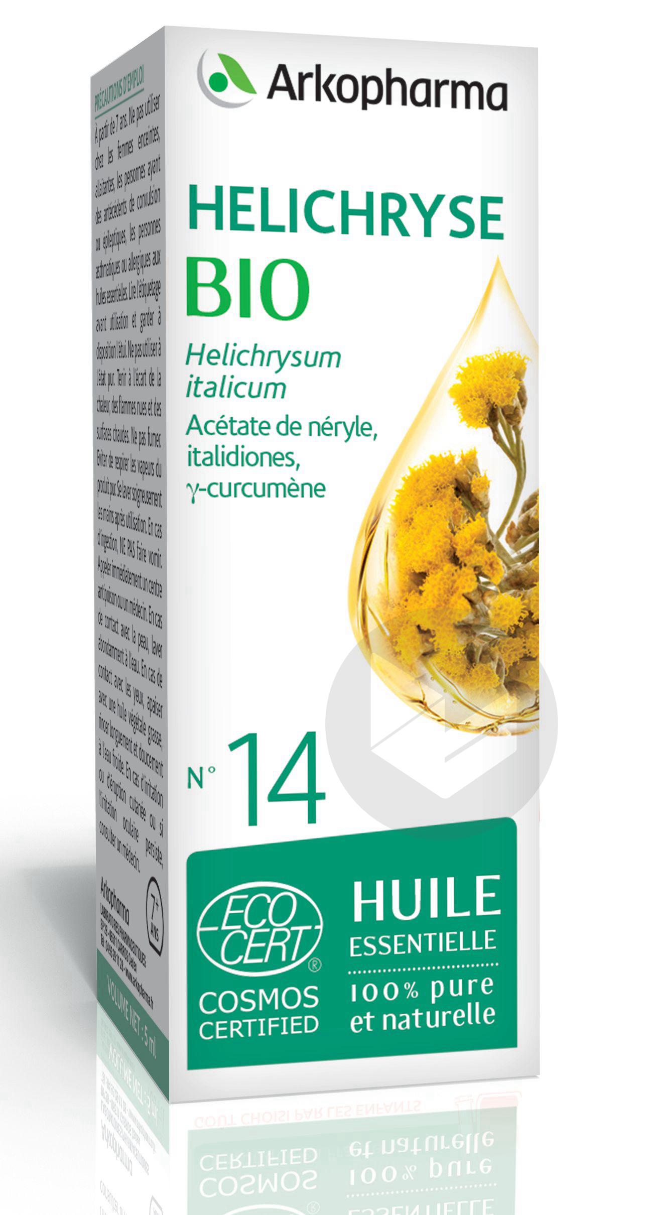 N 14 He Helichryse Bio 5 Ml