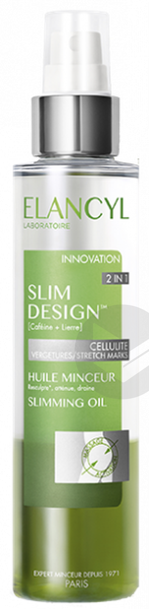 Slim Design Huile Minceur 150 ml
