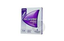 Inhaleur 10 Mg Cartouche Inhalation Buccale Boite De 6 Avec Etui