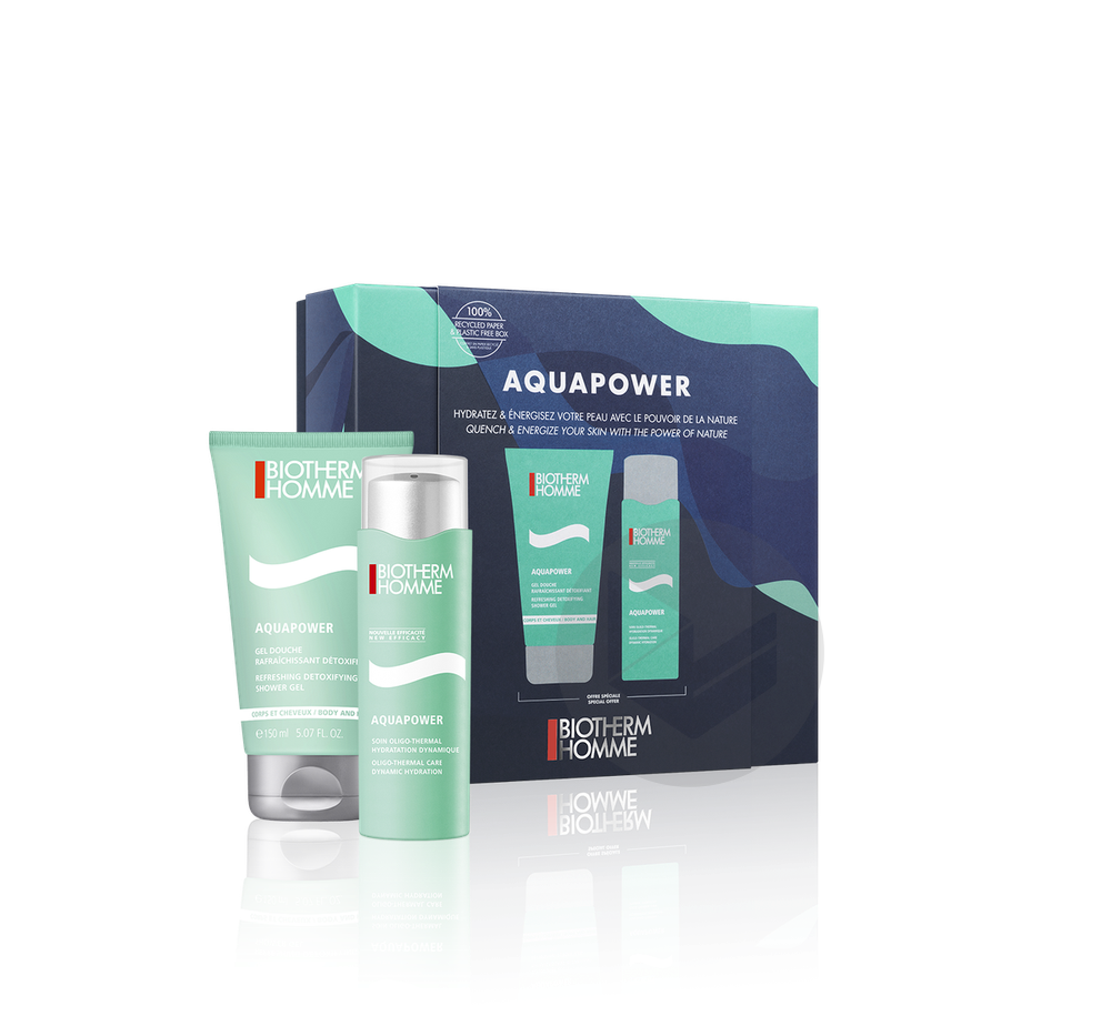 Biotherm Coffret Aquapower Duo Homme