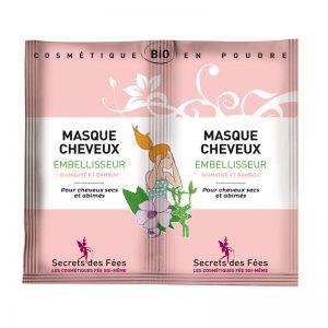 Masque Cheveux Embellisseur Guimauve Et Bambou