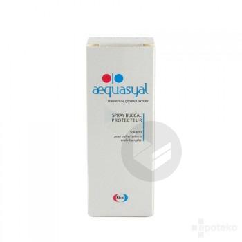 Aequasyal Spray Buccal Fl 40 Ml