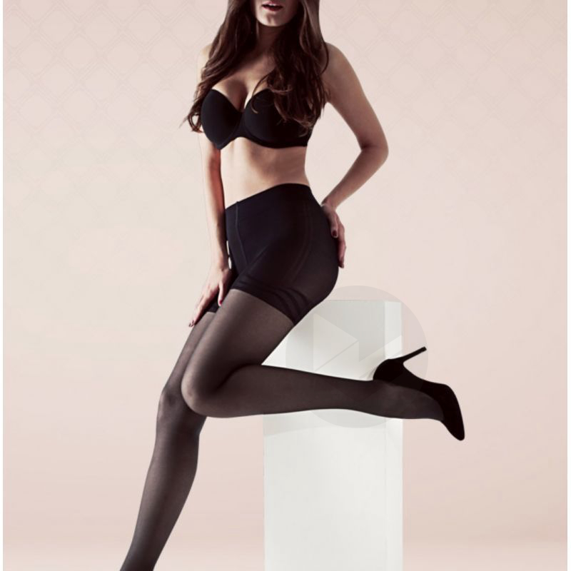 Collant Smartleg Transparent Classe 2 Irresistible Taille 2