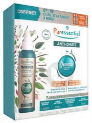Anti Chute Serum Traitant 7 Racines 3 Sprays 150 Ml