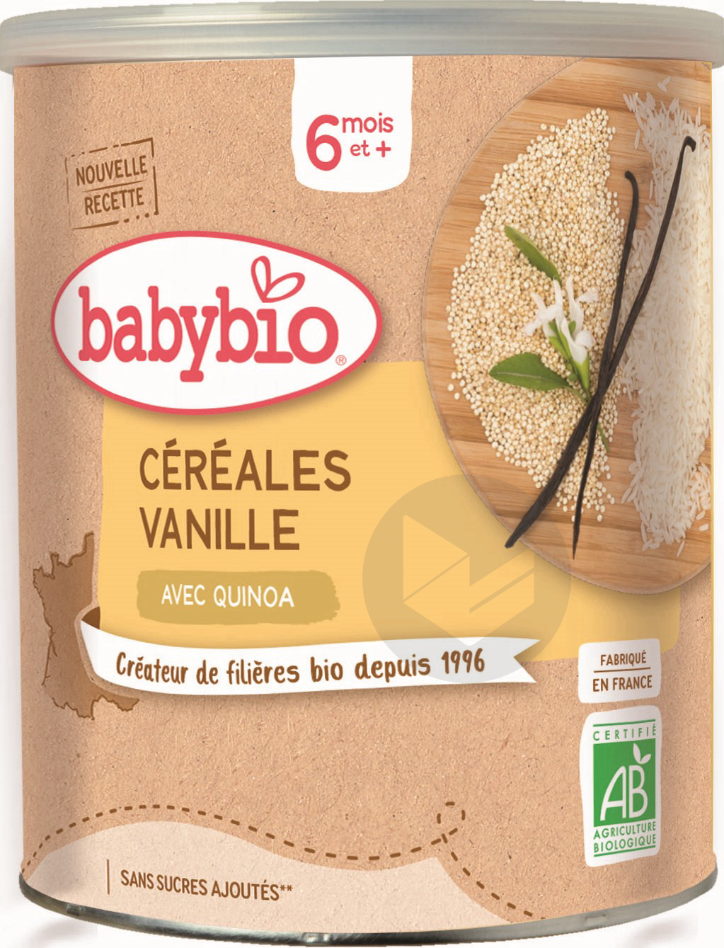 Cereales Vanille