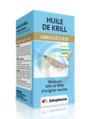 ARKOGELULES Huile de krill Gél Fl/30