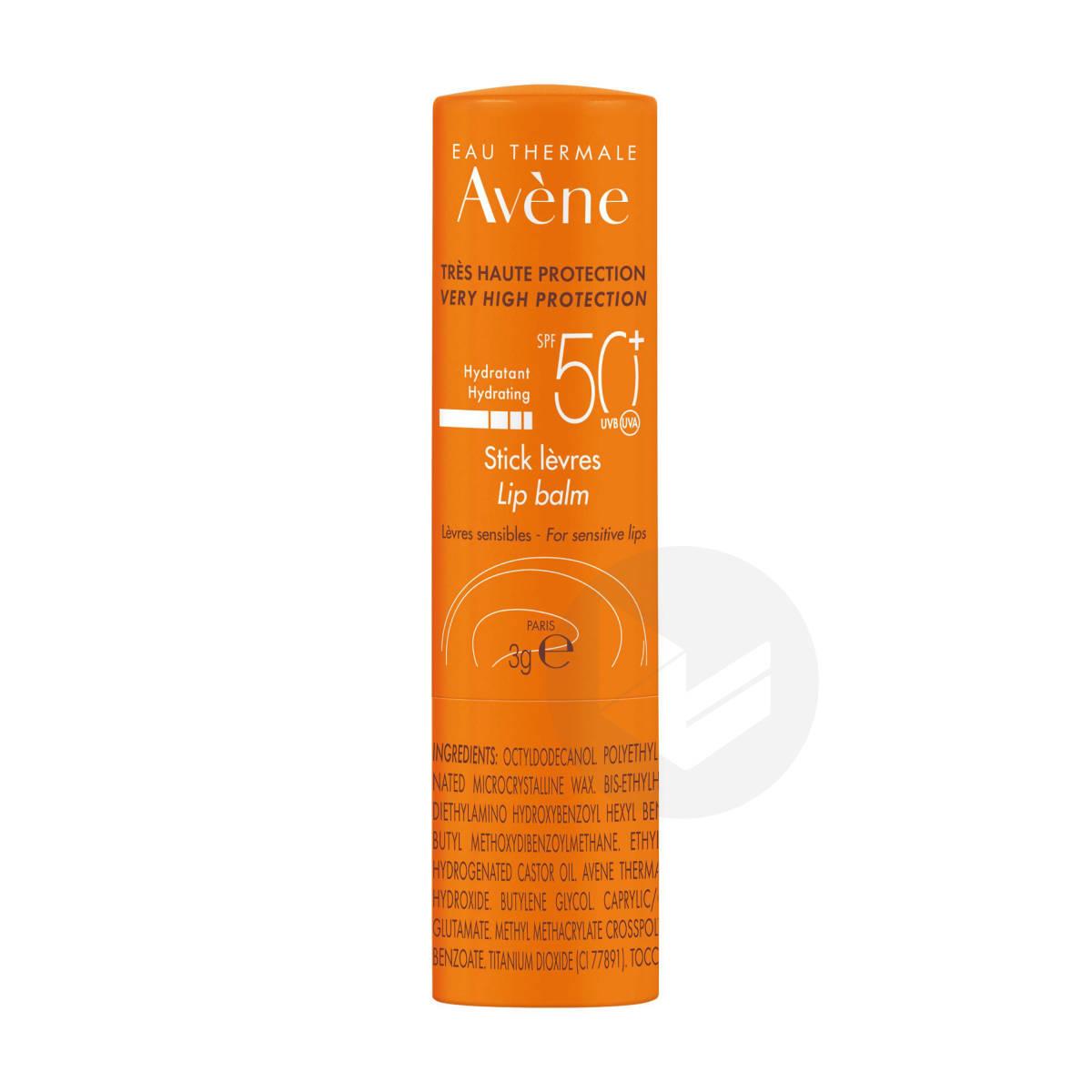 Stick Lèvres SPF 50+ 3g