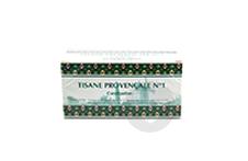 TISANE PROVENCALE N°1 Plante tisane en sachet (24 sachets de 1,7g)