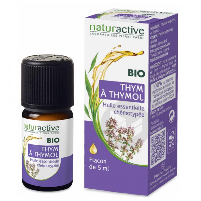 Huile Essentielle Thym A Thymol Bio 5 Ml