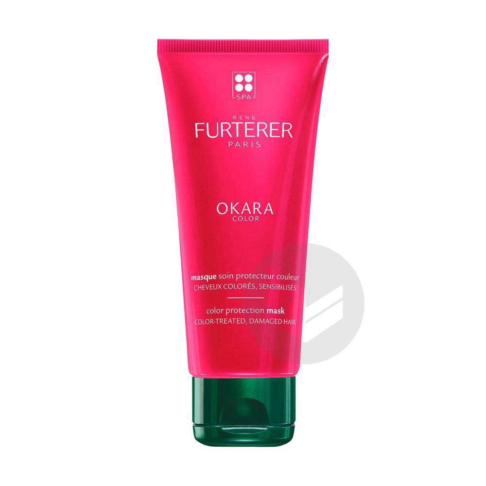 Rene Furterer Okara Color Masque Soin Protecteur Couleur 100 Ml