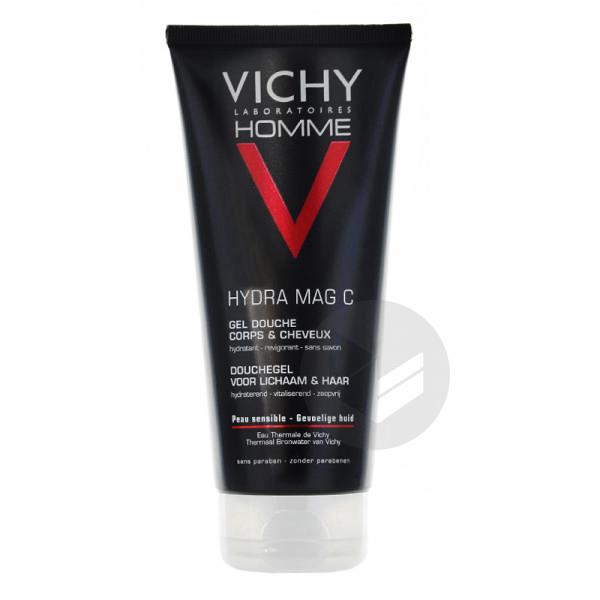 Vichy Homme MAG-C Gel-Douche Hydratant Revigorant