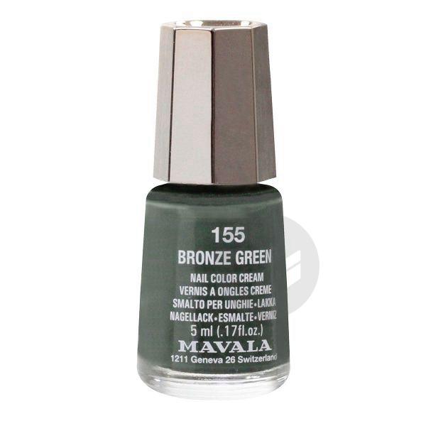 MAVALA V ongles bronze green mini Fl/5ml