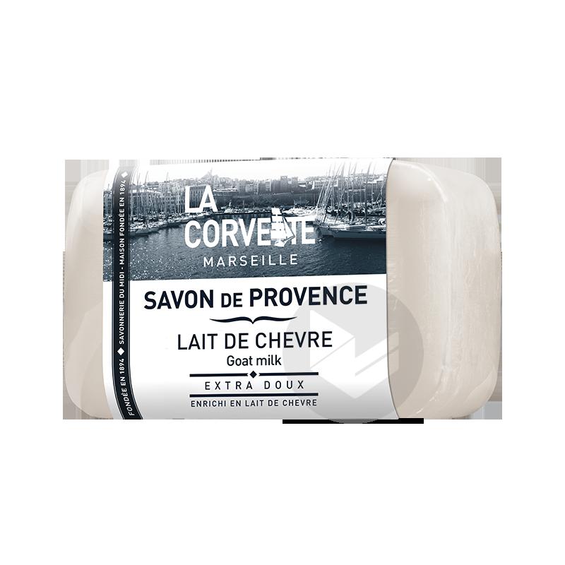 Savon de Provence Lait de Chèvre 100g