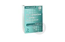 DOXYLAMINE ARROW CONSEIL 15 mg Comprimé pelliculé sécable (Tube de 10)