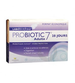 Biotic P 7 Adulte Pdr 30 Sach