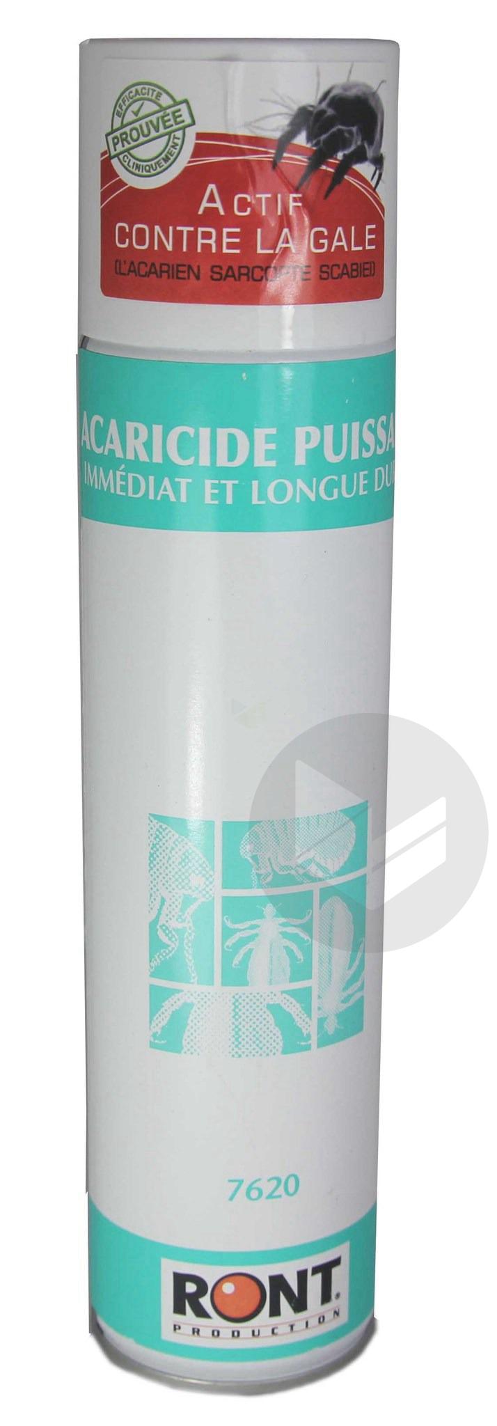 Spray Traitement Anti Gale Fl 400 Ml
