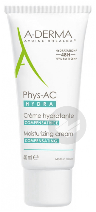 A Derma Phys Ac Hydra Creme Compensatrice 40 Ml