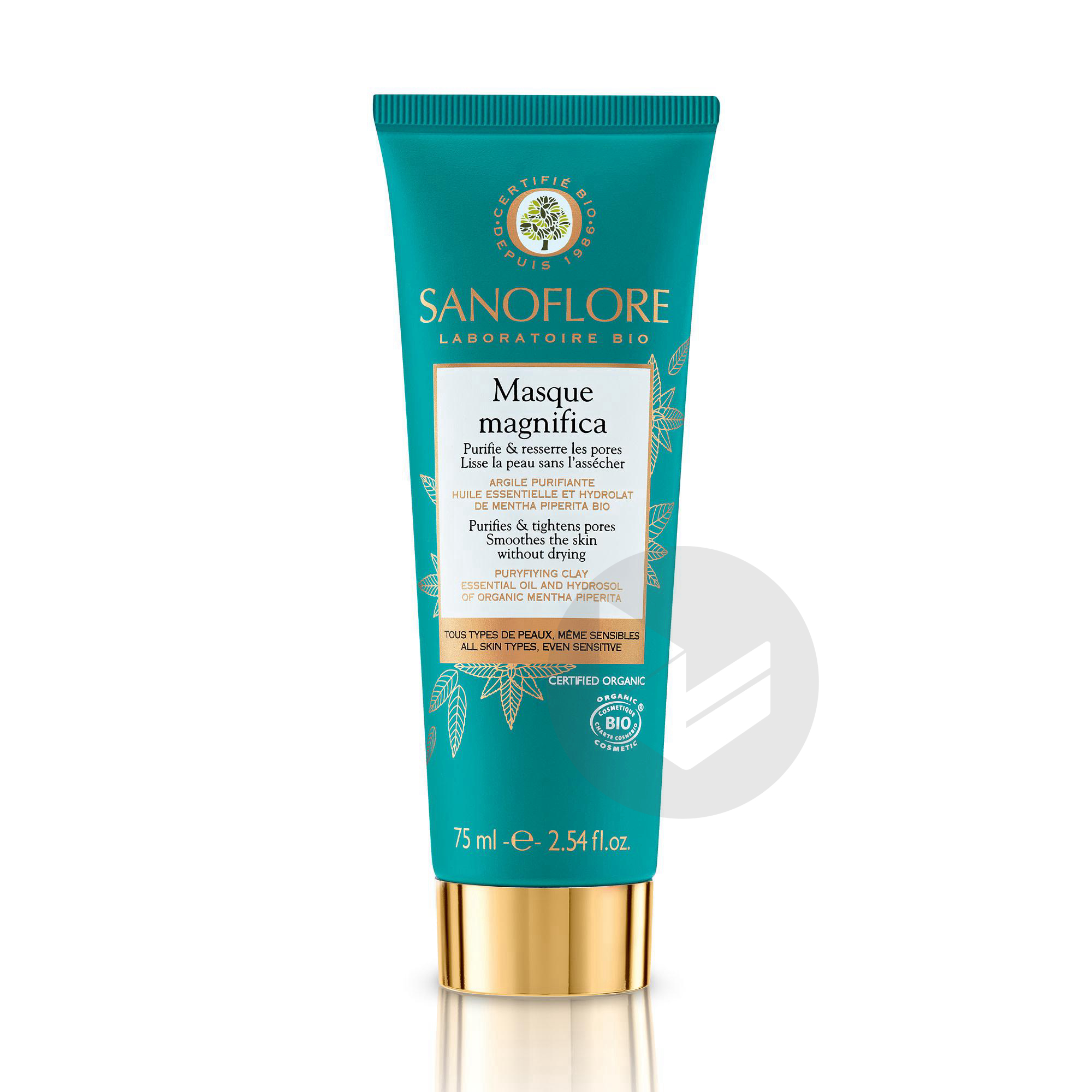 Magnifica Masque Purifiant 75 Ml