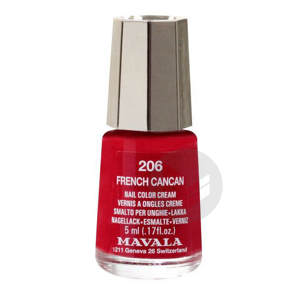 MAVALA V ongles french cancan mini Fl/5ml