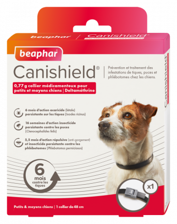 Canishield Collier Grands Chiens