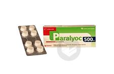 PARALYOC 500 mg Lyophilisat oral (2 plaquettes de 8)
