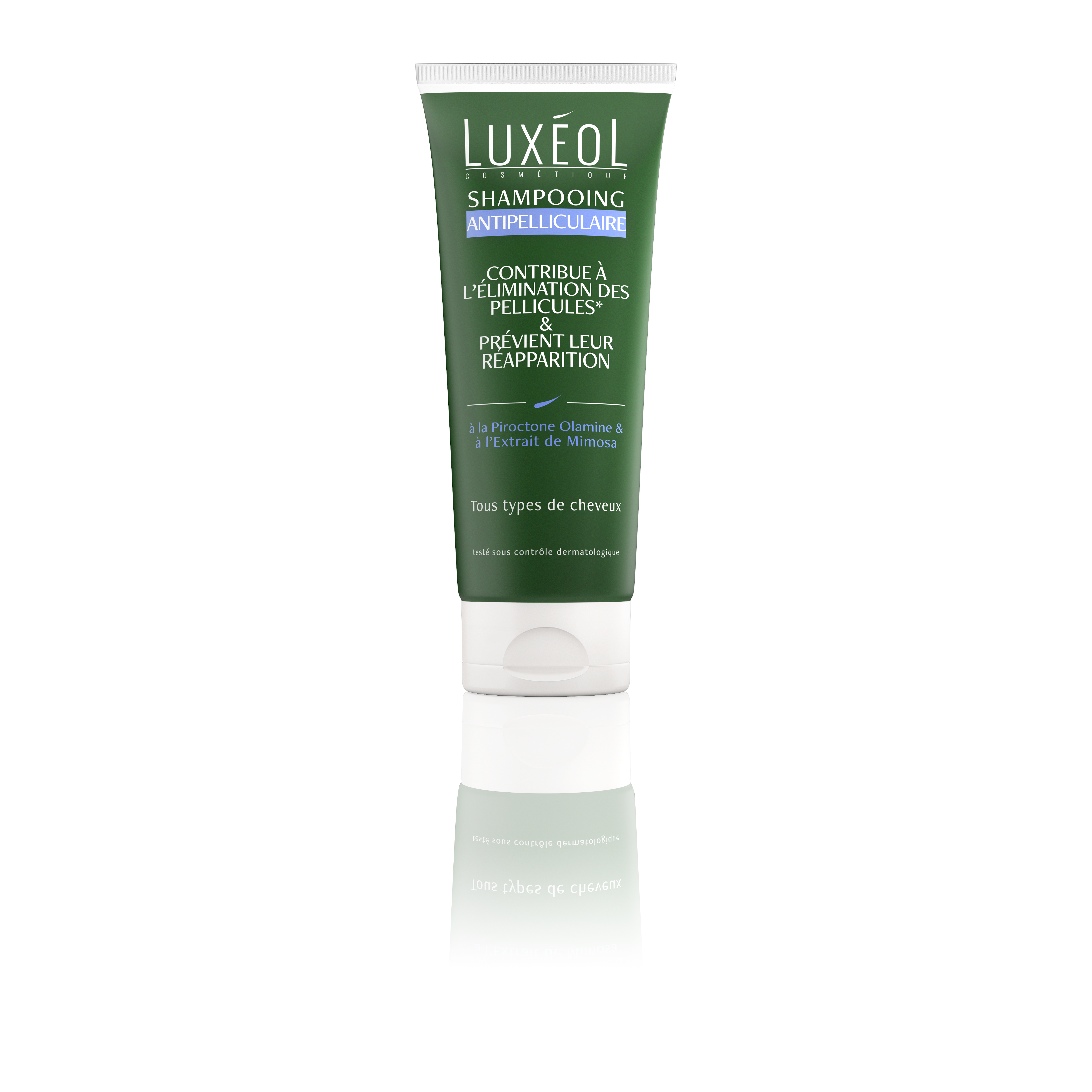 Luxeol Shampooing Antipelliculaire