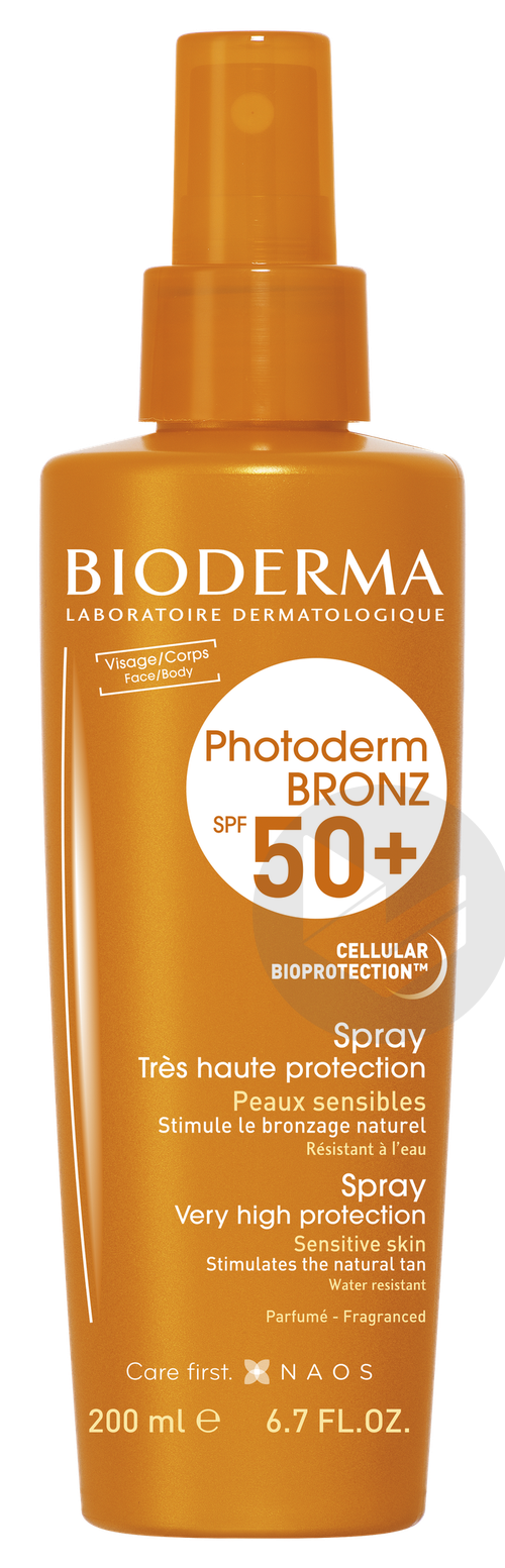 Photoderm Bronz Spray Spf 50