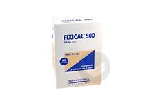 FIXICAL 500 mg Comprimé à croquer/sucer (3 tubes de 20)