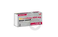 IBUPROFENE ARROW CONSEIL 400 mg Comprimé pelliculé (Plaquette de 15)