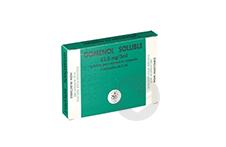 GOMENOL SOLUBLE 82,5 mg/5 ml Solution p inh/nébulis en ampoule (5 ampoules de 5ml)