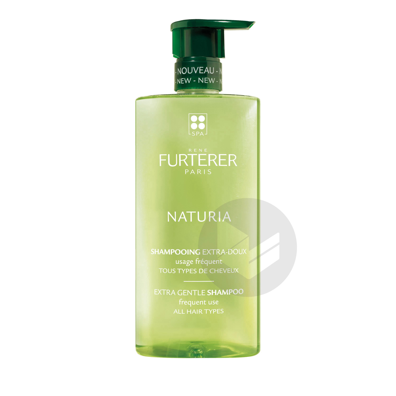 Rene Furterer Naturia Shampooing 500 Ml
