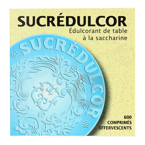 Sucredulcor Cpr 600