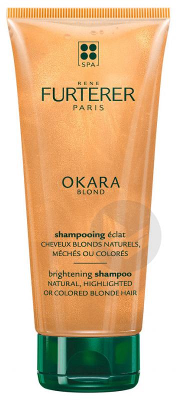 Rene Furterer Okara Blond Shampooing Eclat 200 Ml