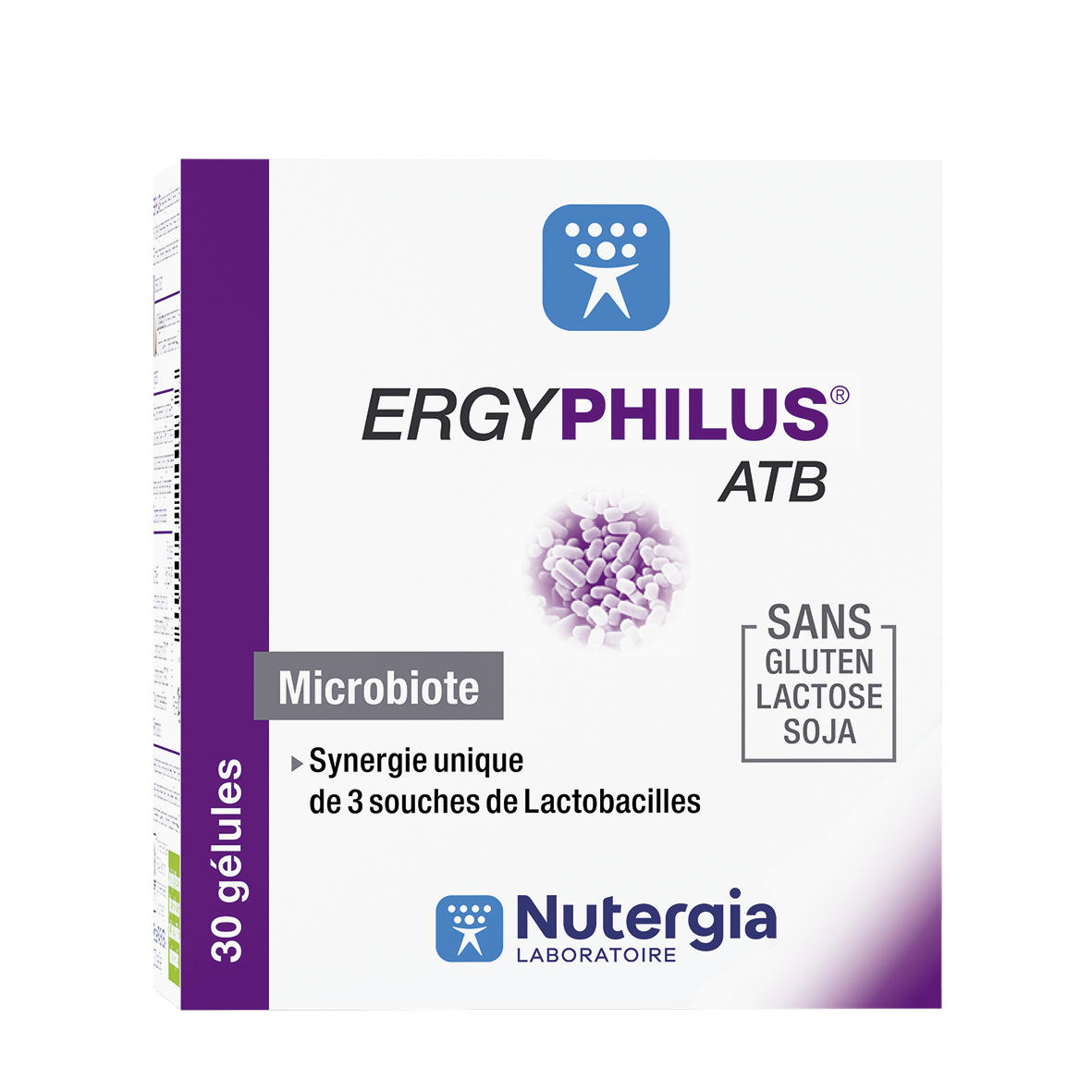 Egryphilus Atb 30 Gelules