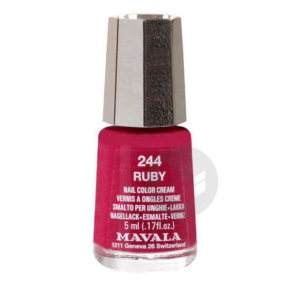 MAVALA V ongles ruby mini Fl/5ml
