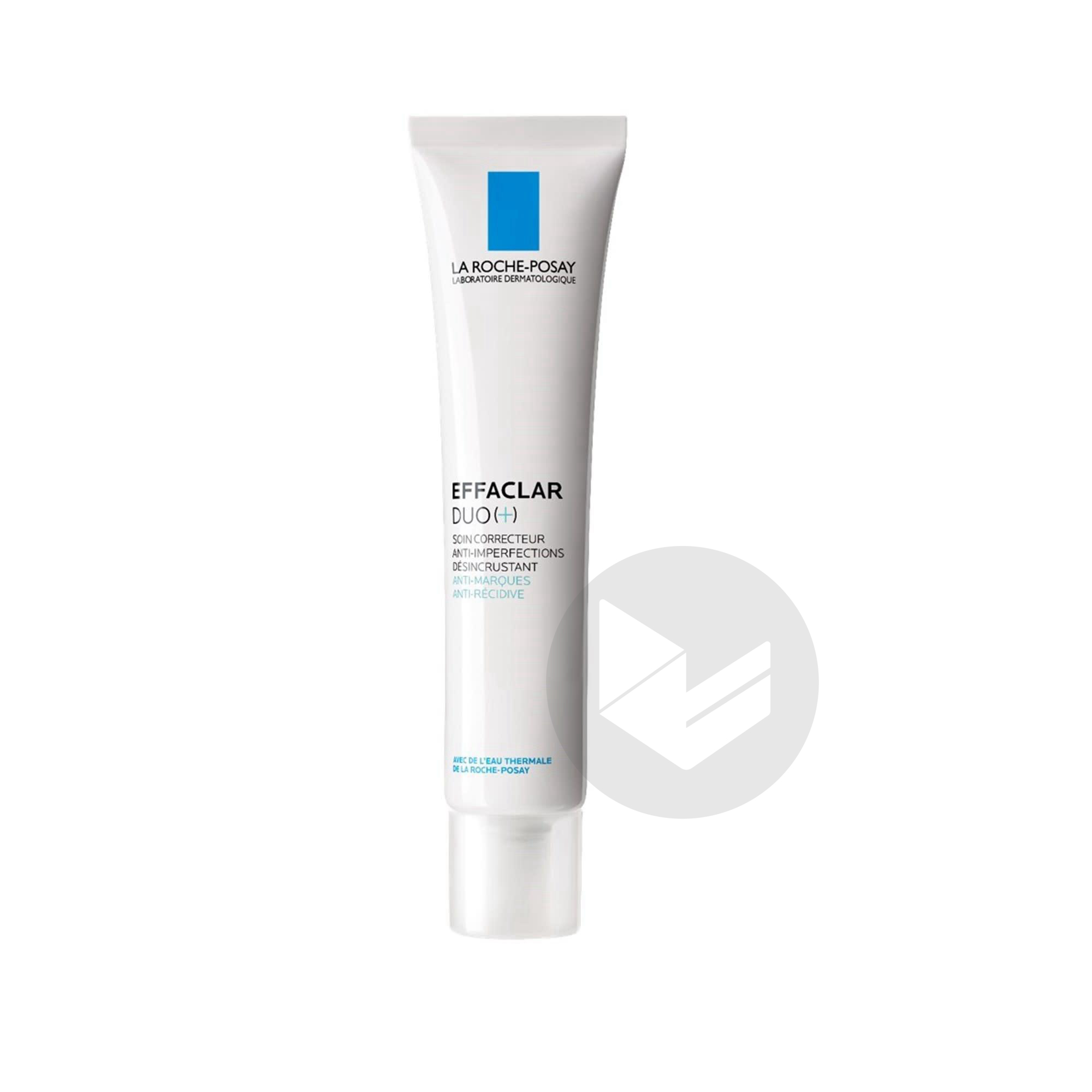 Effaclar Duo Soin Correcteur Anti Imperfections Desincrustant Anti Marques Et Anti Recidive 40 Ml
