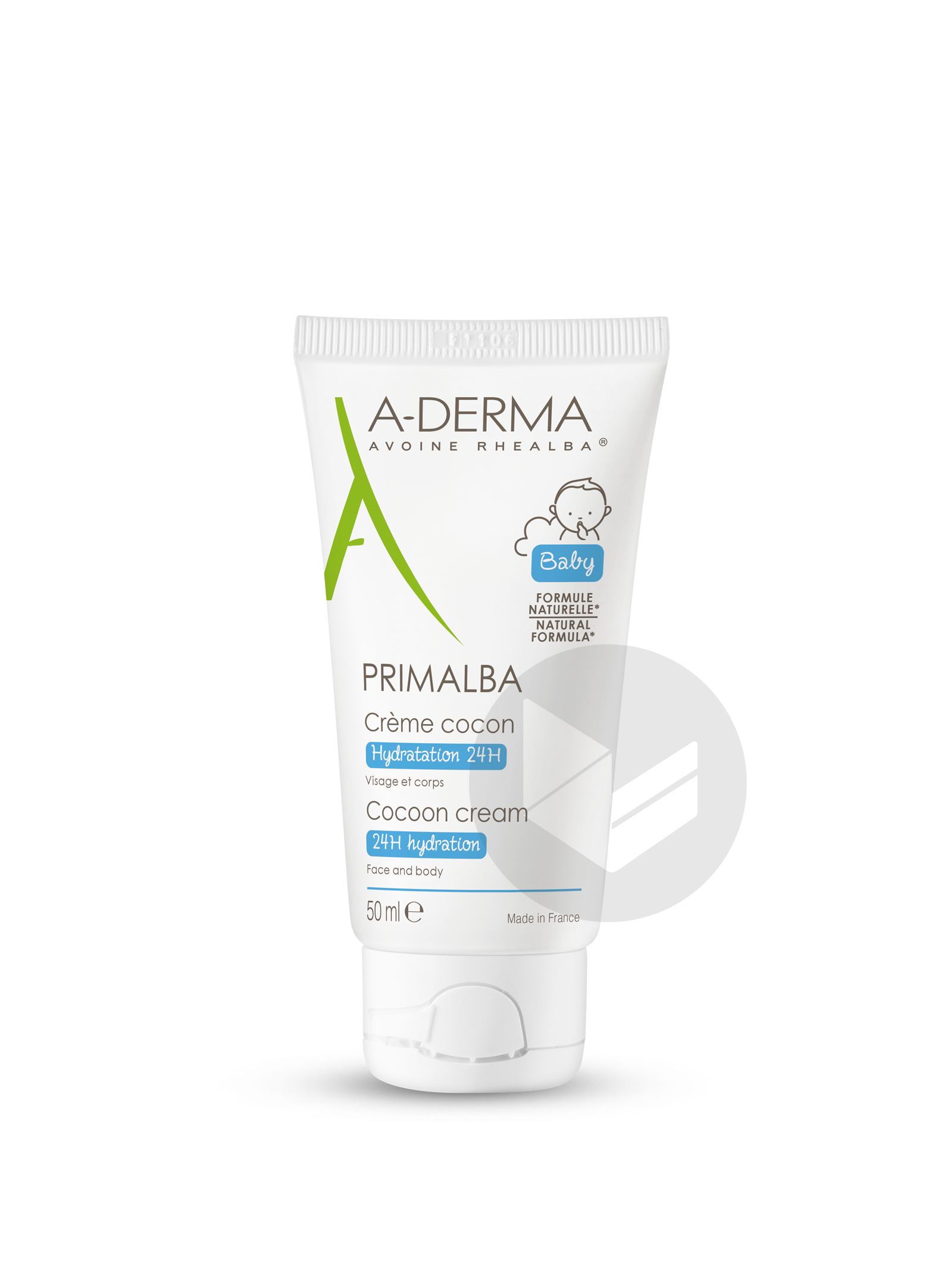 A Derma Primalba Creme Cocon 50 Ml