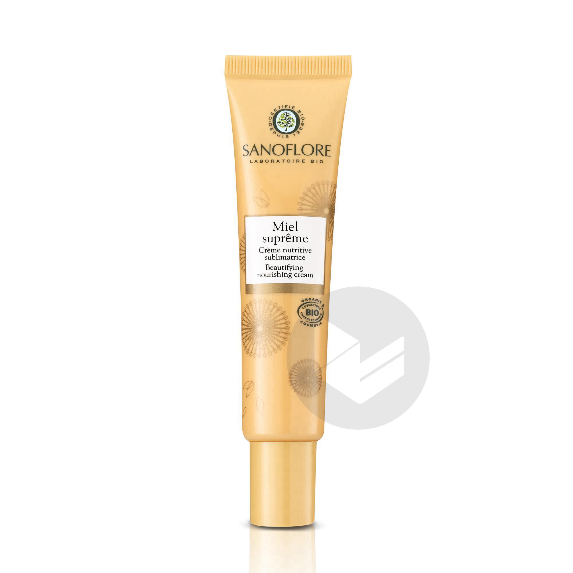 Crème nutritive visage 40 ml