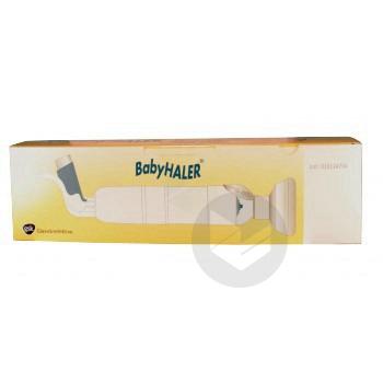 BABYHALER Chambre inhalation bébé enfant B/1