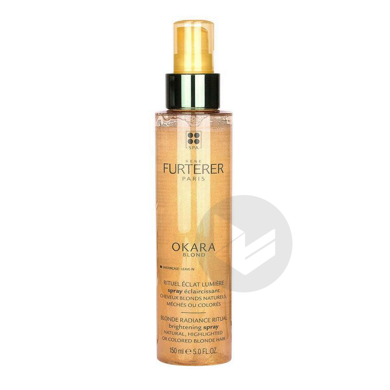 Rene Furterer Okara Blond Spray Eclaircissant 150 Ml