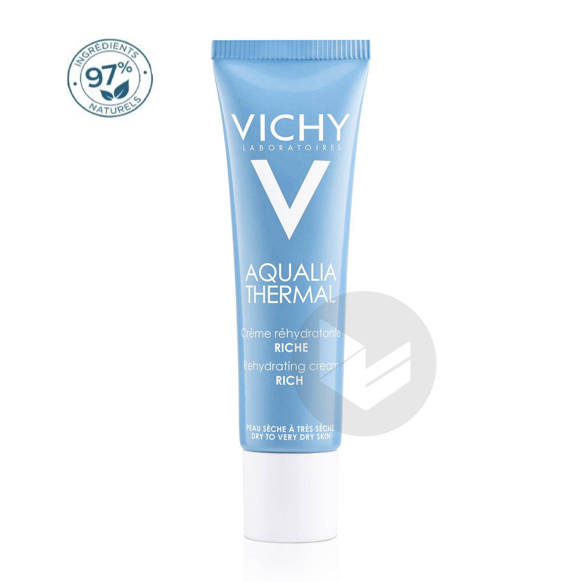 Aqualia Thermal Creme Rehydratante Riche 30 Ml