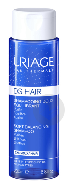 Ds Hair Shampooing Doux Equilibrant 200 Ml