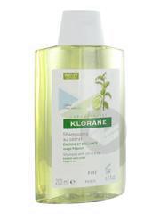 KLORANE CAPILLAIRE Shampooing Pulpe de Cédrat énergisant Fl/200ml