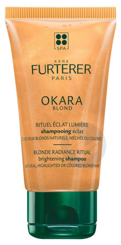 René Furterer  Okara Blond  Shampooing  éclat - 50 ml
