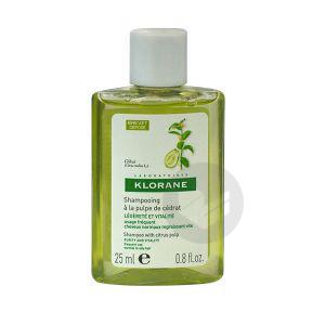 Capillaire Shampooing Pulpe De Cedrat Fl 25 Ml