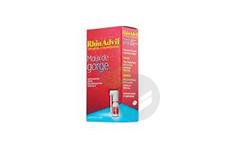 RHINADVIL TIXOCORTOL/CHLORHEXIDINE Suspension pour pulvérisation buccale maux de gorge (Flacon de 12ml)