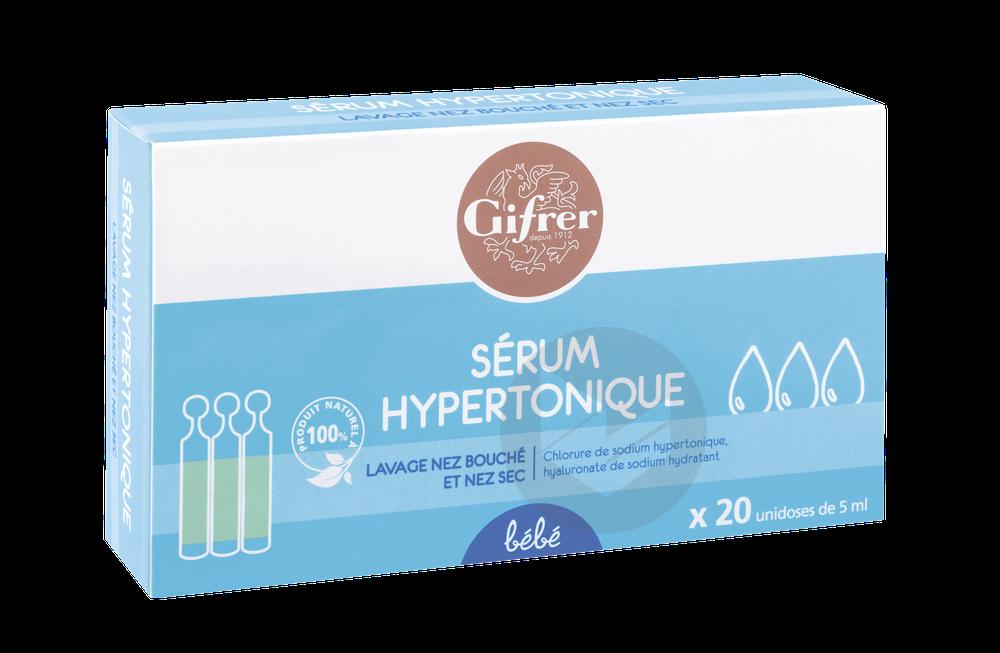 Serum Hypertonique Boite De 20