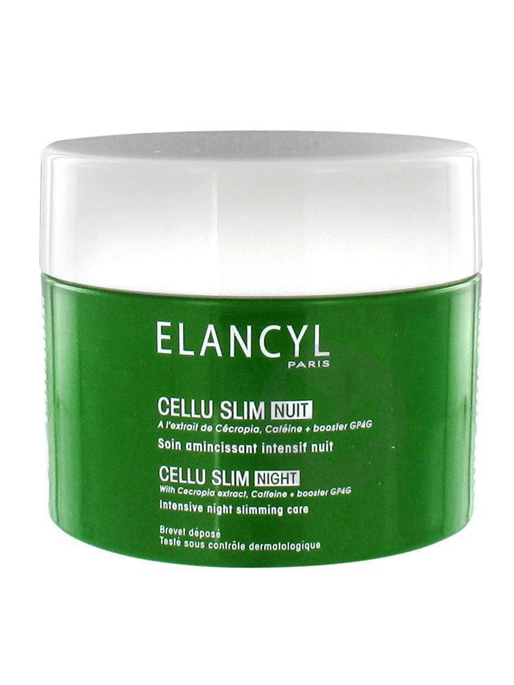 ELANCYL SOINS SILHOUETTE Gel Cellu Slim nuit Pot/250ml