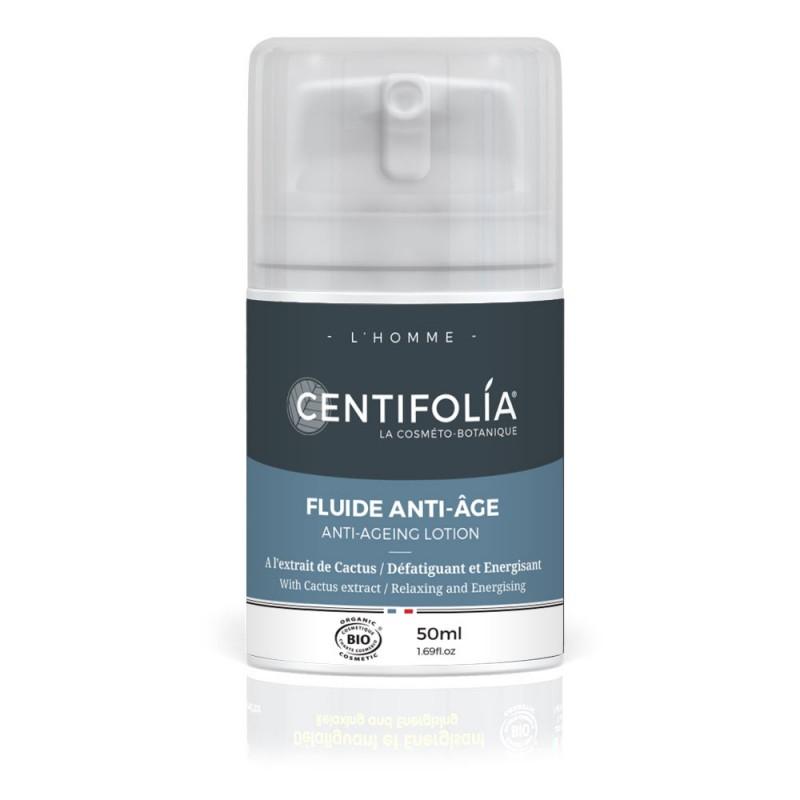 Fluide Anti Age Homme Bio 50 Ml
